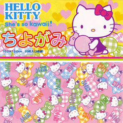 Hello Kitty BonBon 10cm (3.9 inches) 20 Sheets