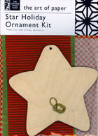 Holiday Ornament Kit (1 large piece) Christmas