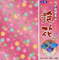 "Charming Plum Blossoms 6"" 36 Sheets"