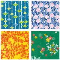 "Economy Washi Chiyogami 6"" 30 Patterns 150 Sheets"