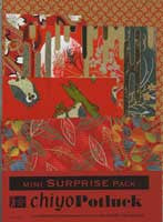 Mini Surprise Pack-Chiyogami Scraps 6x9""