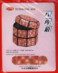 Japanese Octagonal Box Kit