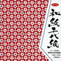 "Washi Chiyogami 3"" 144 Sheets"