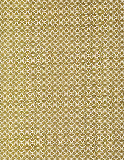 284-286C Yuzen Chiyogami--gold filigree on white background