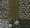 Chiyogami Assortment--Black 15cm 36 Sheets