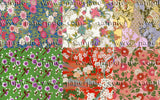 Chiyogami Assortment--Flowers Too 15cm 36 Sheets