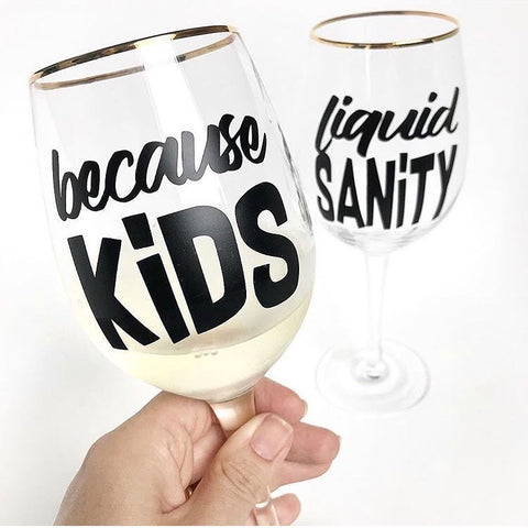 Fun Drinks Decals