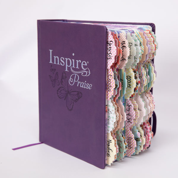 Inspire Praise Hardcover with Tabs