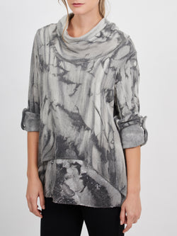 SWEATER PICABIA GRIS