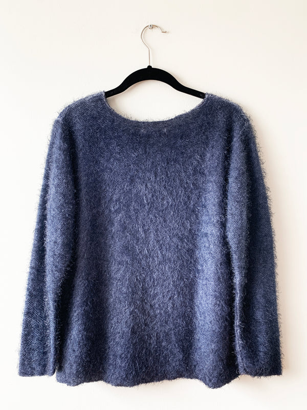 SWEATER VIENNA NAVY