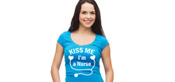 Nurses Are The Coolest. Show It With This Awesome Ladies' Tank Top. Free Shipping!