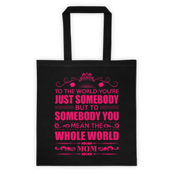 Beautiful Tote Bag For Mother's Day.  FREE SHIPPING