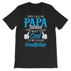 Make Fathers Day Special For A Very Cool PAPA. Get This Awesome Tee Shirt. Free Shipping!-Flying Ninja Fashion