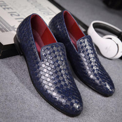 2017 Men Shoes. Men Loafers, Moccasins Italian Shoes for Men.-Men Shoes-Flying Ninja Fashion