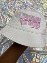 Hood Princess Bucket