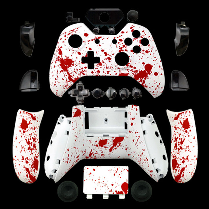 DIY Xbox One Controller Hack and Slash Design Shell Case Mod