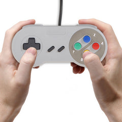 Retro USB Nintendo Controller for PC/MAC