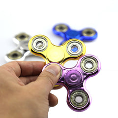 Tri-Spinner Fidget Toy Hand Spinner For Kids Autism and ADHD