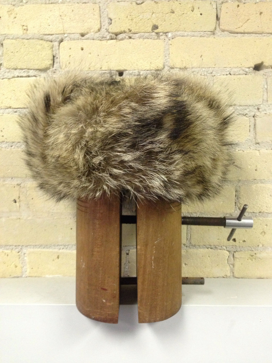 Coyote Russian Style Men's Hat