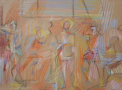 Abstract Figures, 1964