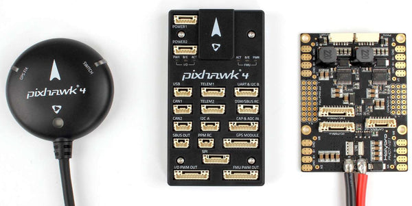 Pixhawk 4 with GPS and Aluminum Case - GroupGets
