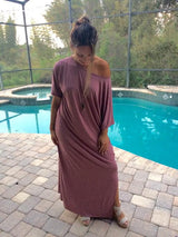 Daffnee's Boutique Robyn Tie Up Maxi