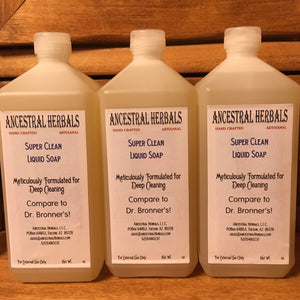 Super Clean Liquid Soap