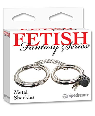 Fetish Fantasy Series Metal Shackles - Private Gifts Manila