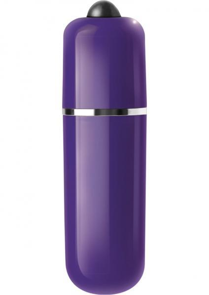 Le Reve 3-Speed Bullet - Purple - Private Gifts Manila