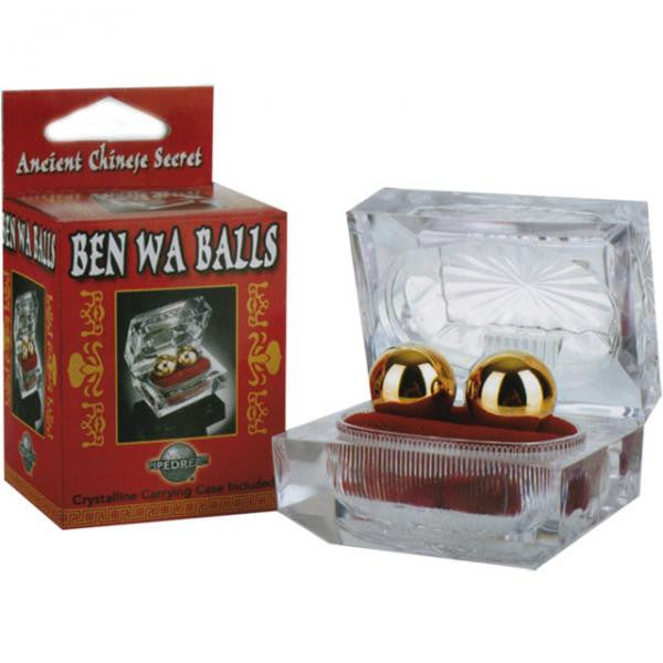 Ben Wa Balls (Crystal Box) - Private Gifts Manila
