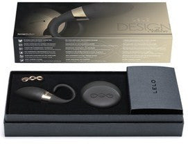 Oden 2 - Black - Cock Rings by Lelo - Private Gifts Manila