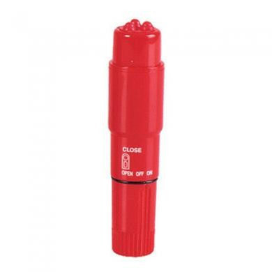 Mega Mite Red waterproof - Pocket Rockets by California Exotic Novelties - Private Gifts Manila