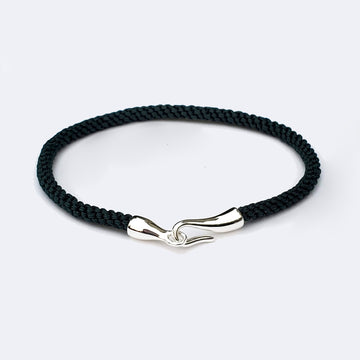 Mini Drifter Black & Silver