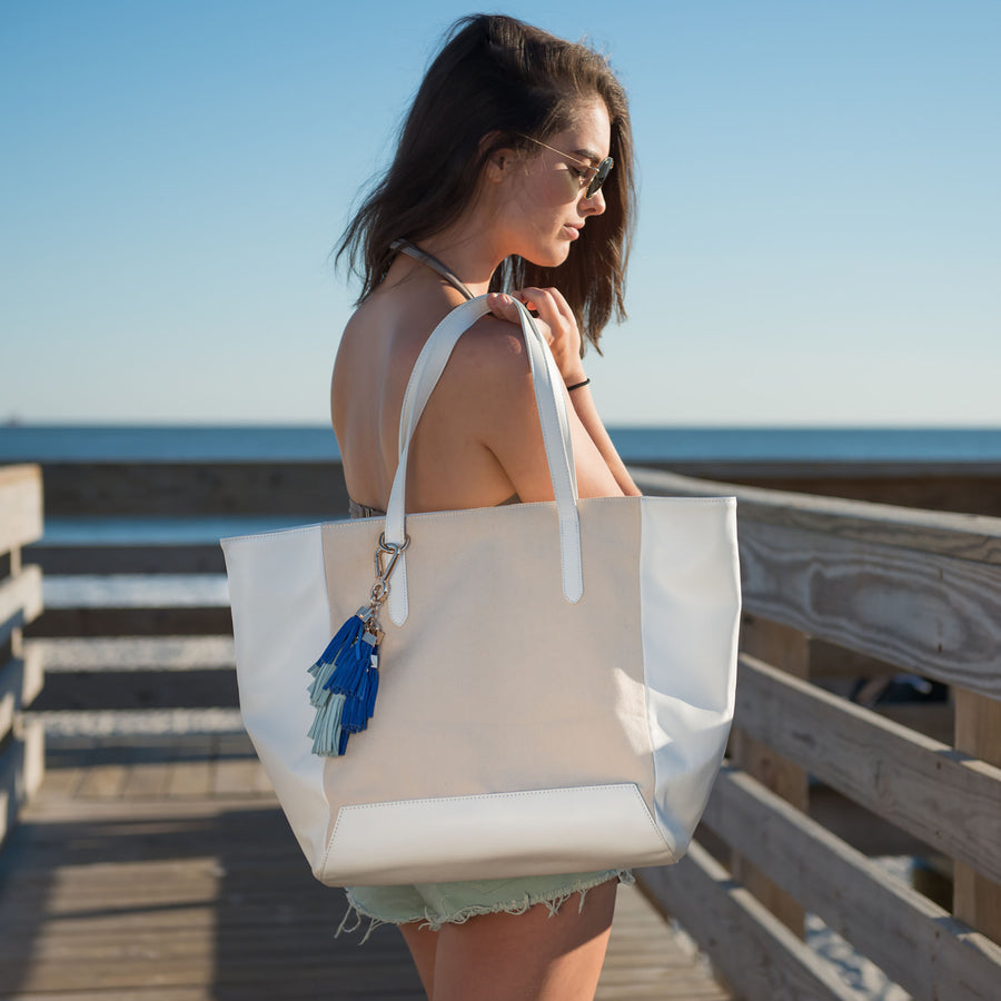 Topsail Canvas Tote