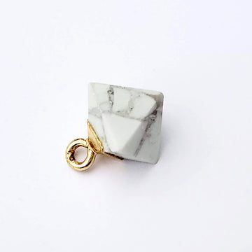 White Marble Charm