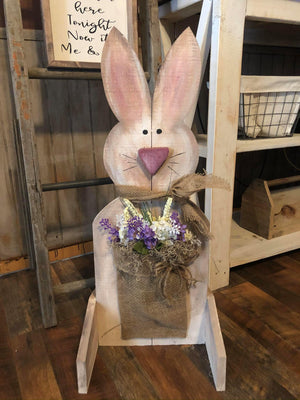 "30"" Easter Bunny April 9, 2020 (SOLD OUT)"