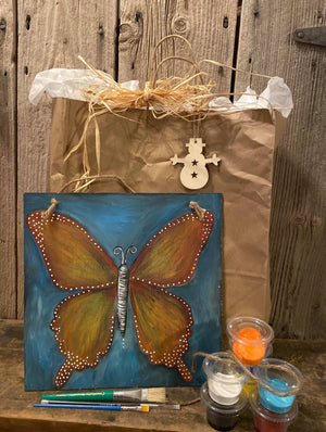 Butterfly DIY Kit