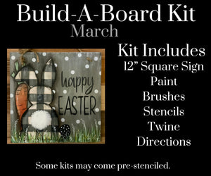 March DIY KIT