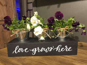 Mother's Day Planter Box Event May 8, 2021 4:00 pm (SOLD OUT)
