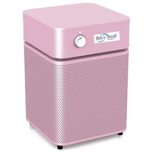Austin Air Baby's Breath Air Purifier - Pink