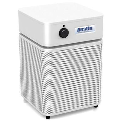 Austin Air Healthmate Plus Junior Air Purifier - White