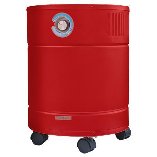 AllerAir AirMedic Pro 5 MG MCS Supreme Air Purifier - Red