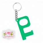 Hands-Free Keychain - Green