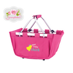 One Cute Chick Mini Market Tote