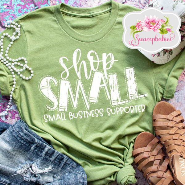 Shop Small - Small Business Supporter