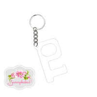 Hands-Free Keychain - White