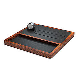 NYTSTND TRIO TRAY Black Oak Thumbnail Picture