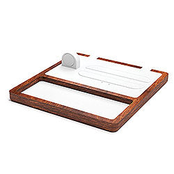 NYTSTND TRIO TRAY White, oak Thumbnail Picture