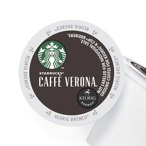 Starbucks Coffee Keurig K-Cups, Caffe Verona
