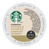 Starbucks Coffee Keurig K-Cups, Vanilla